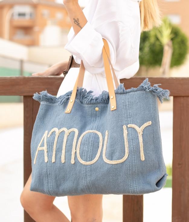 Bag Agape - Blue