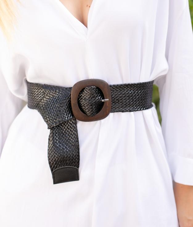 Cinturón Zulu - Negro