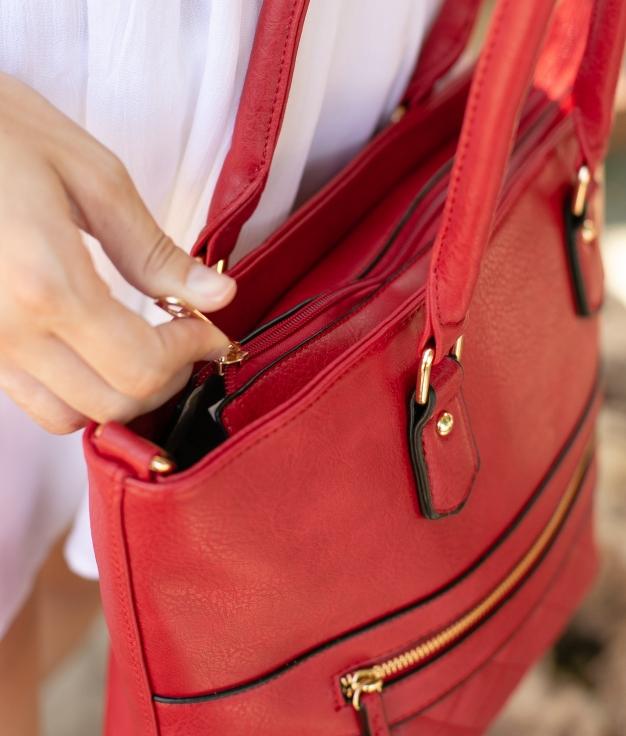 Bag Otar - Red