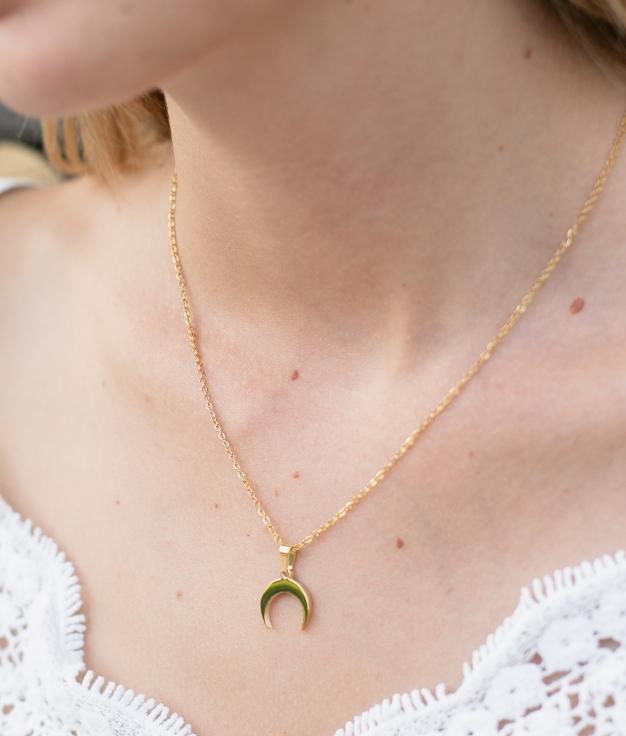 Necklace Luna - Gold