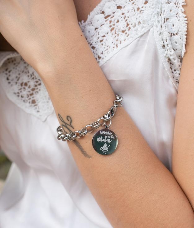Bracelet Sandía - Argent
