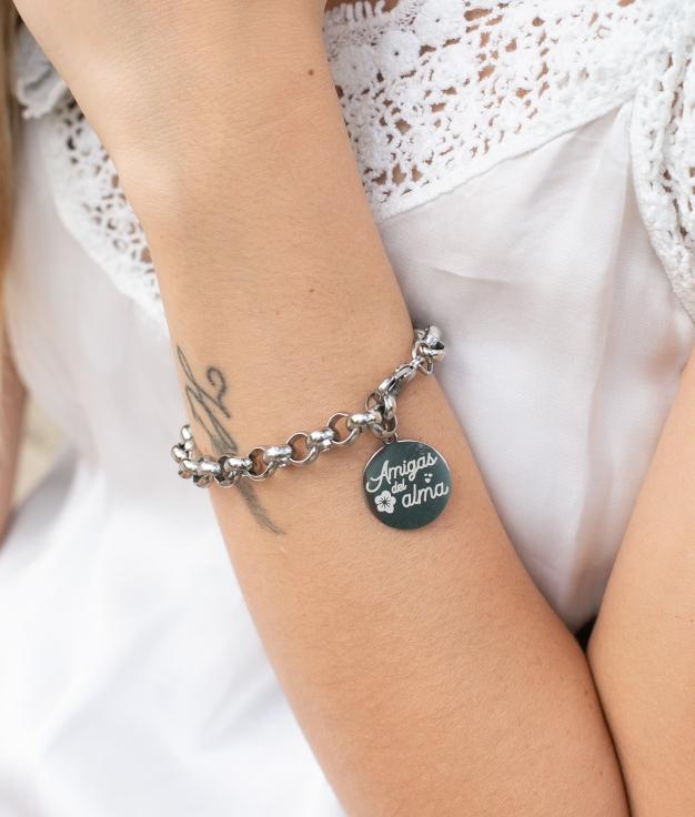 Bracelet Amie - Argent