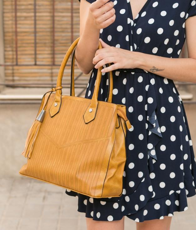 Bag Tamar - Mustard