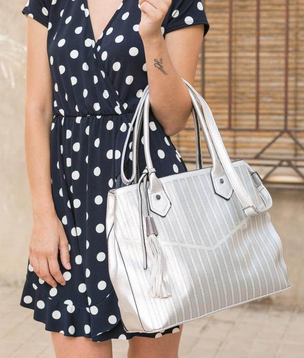 Bag Tamar - Silver