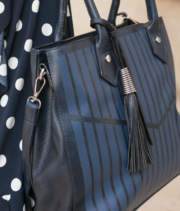 Bag Tamar - Navy Blue