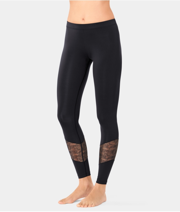 Leggins Circle - Black