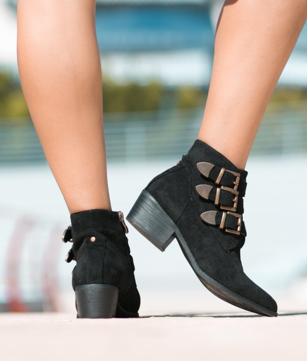 Boot Erid - Noir