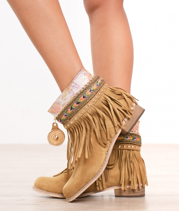 Boot Sousa - Chameau