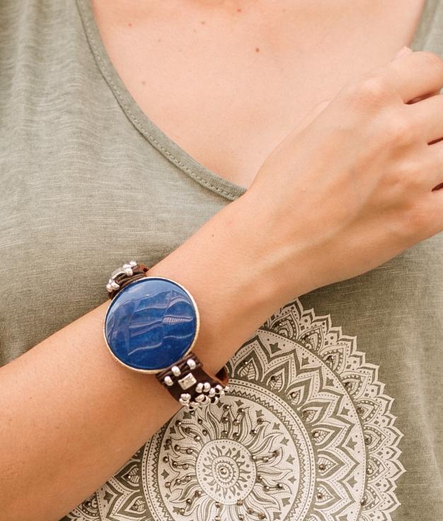 Bracelet Sora - Bleu