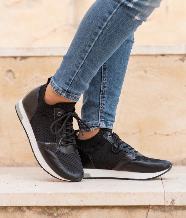 Sneakers Auro - Black