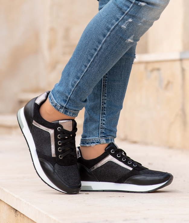 Sneakers Halize - Black