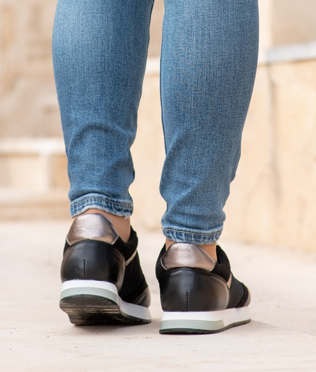 Sneakers Halize - Nero