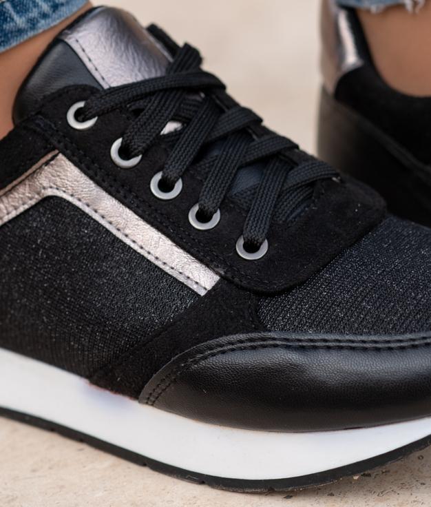 Sneakers Halize - Negro