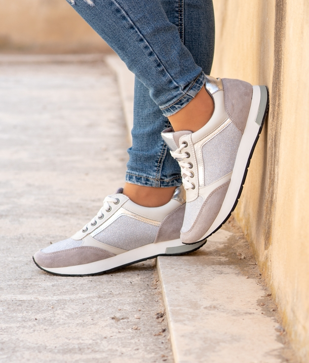 Sneakers Halize - Silver