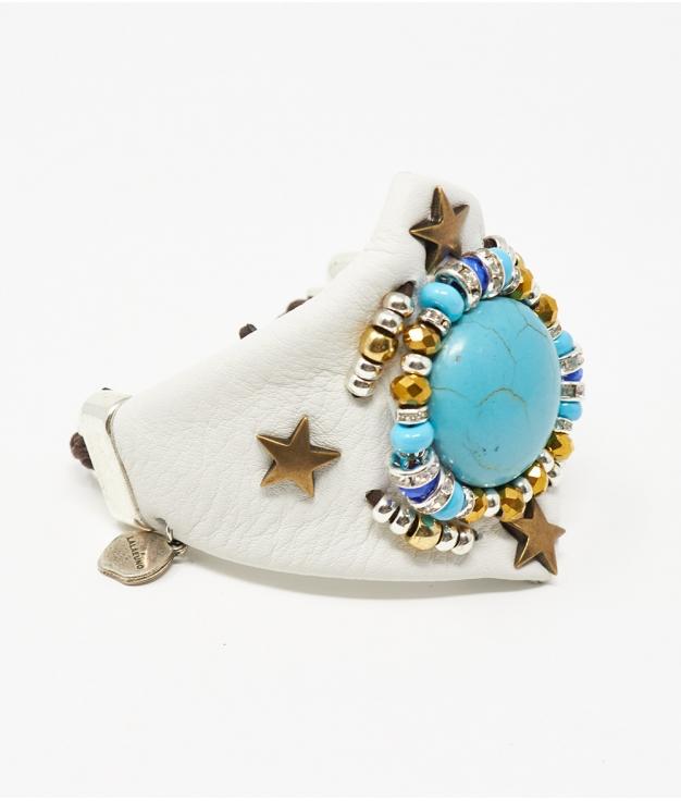 Bracelet Blume - Bleu