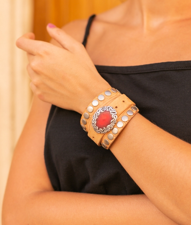 Bracelet Dilan - Mustard