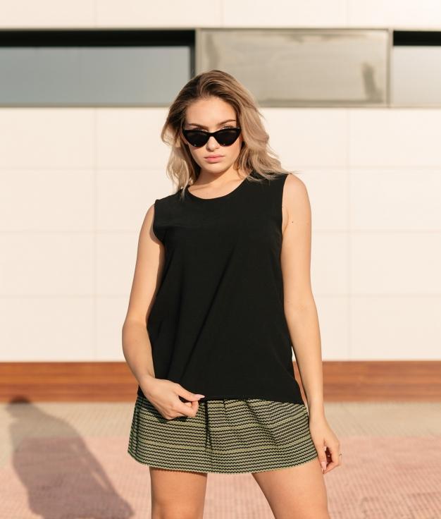 Shirt Kena - Black