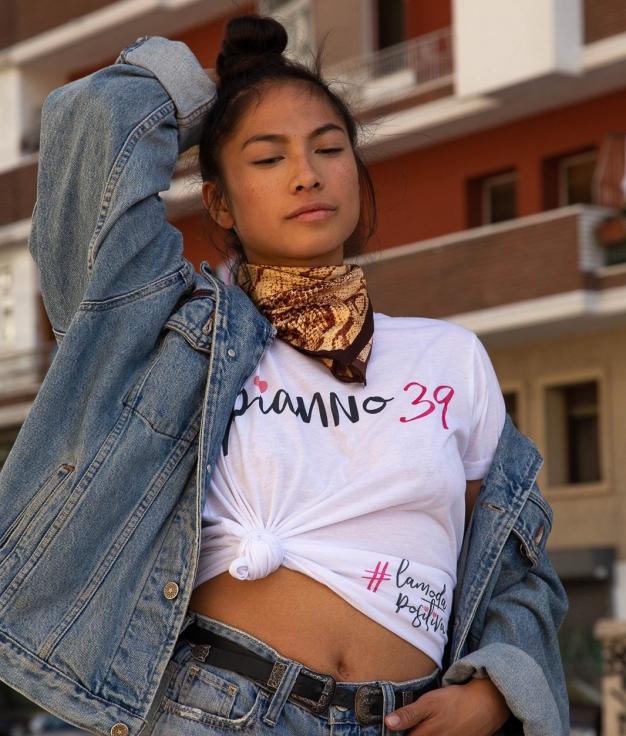 Camiseta Pianno39 - Branco