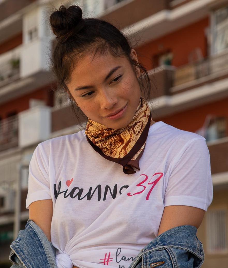 T-shirt Pinno39 - White