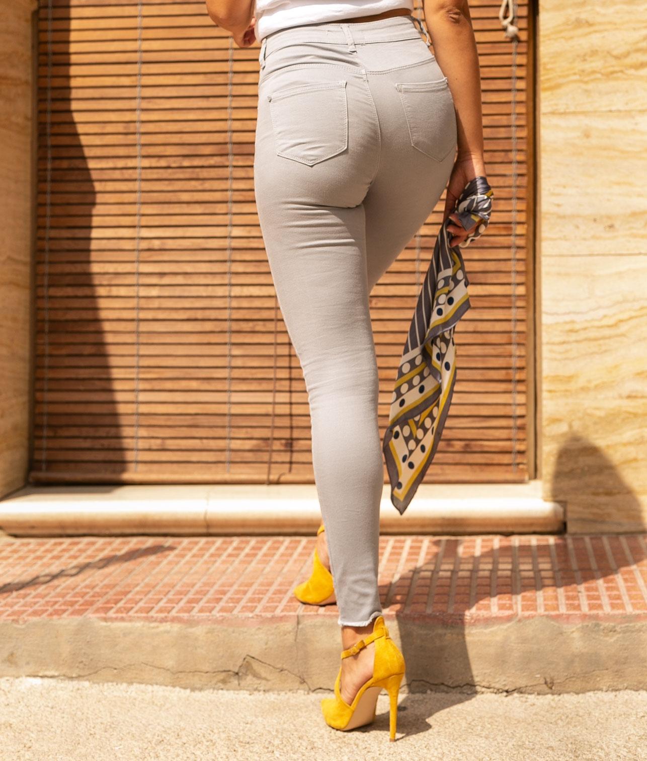 Trousers Saneli - Grey