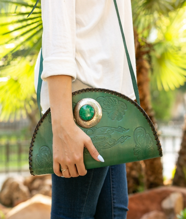 Bag Adelet - Green