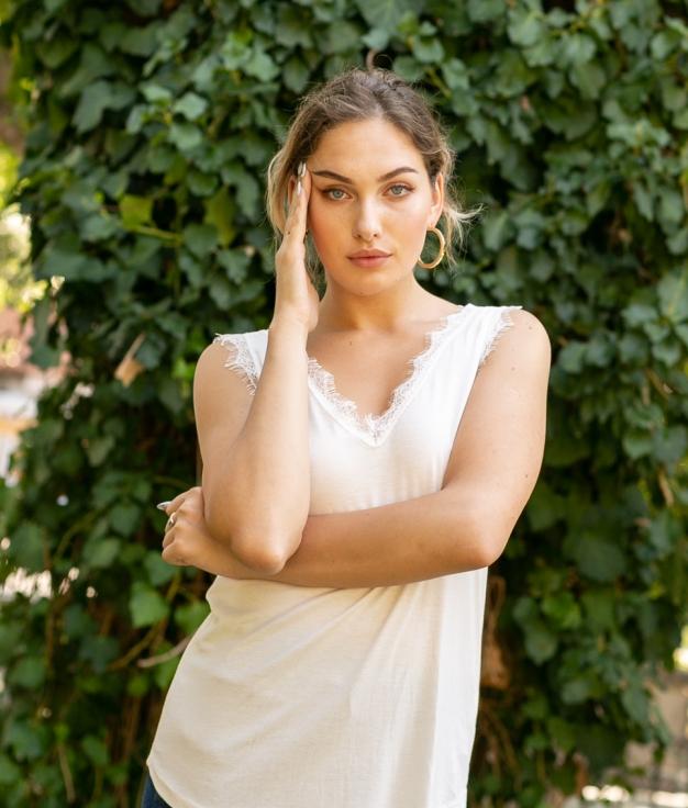 Shirt Mirlo - Blanc