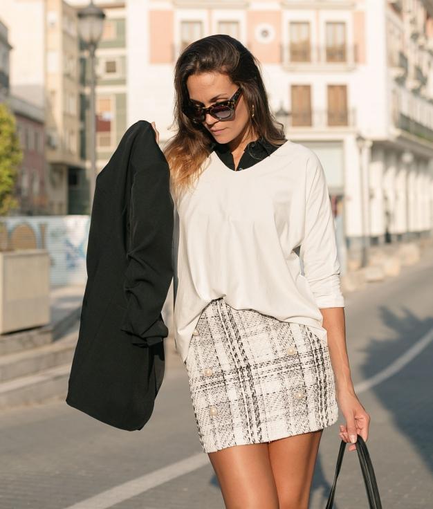 Camiseta Avali - Branco