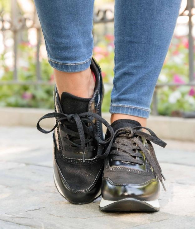 Sneakers Nuclox - Preto
