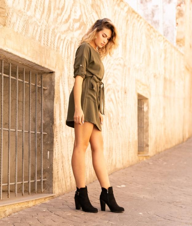 Vestido Darka - Verde