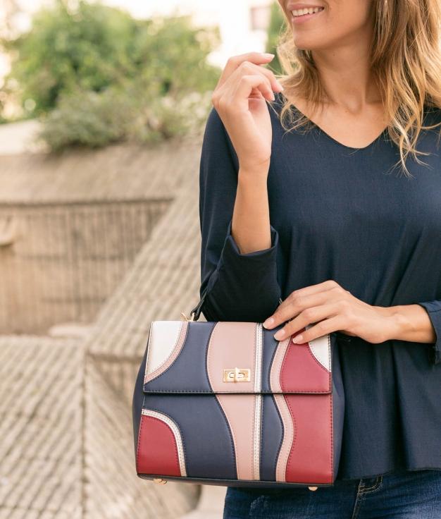 Bag Teren - Navy Blue