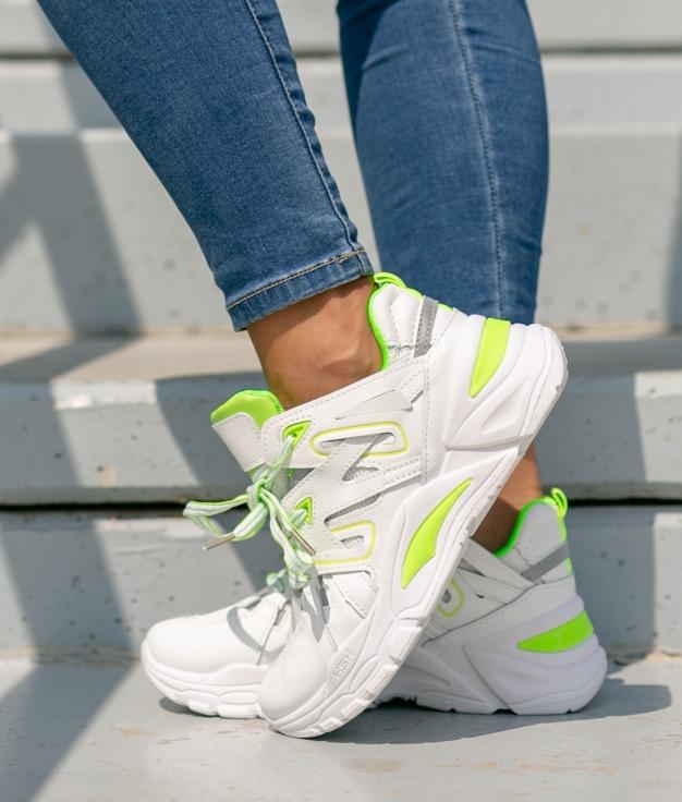 Sneakers Jumper - Green