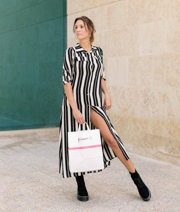 Dress Sofil - Black