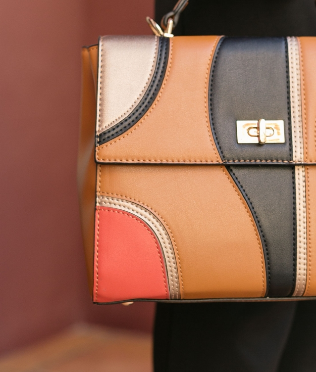 Bag Teren - Camel