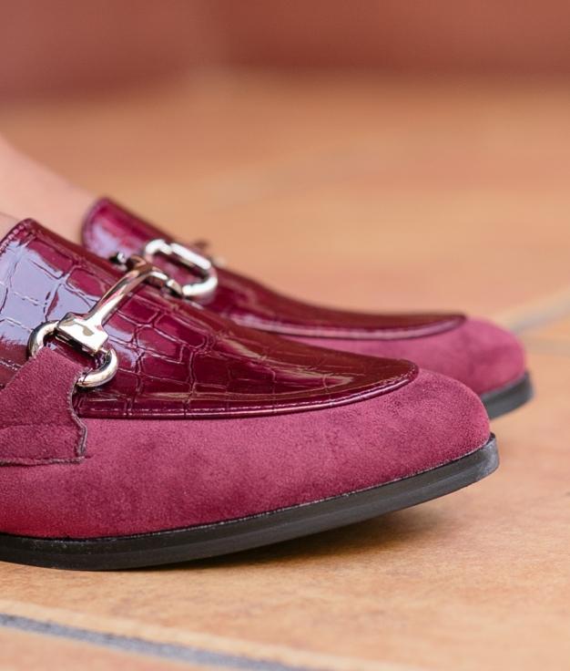 Zapato Píder - Rojo