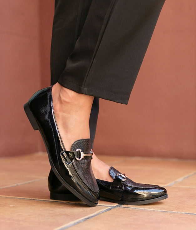 Sapato Píder - Serpente