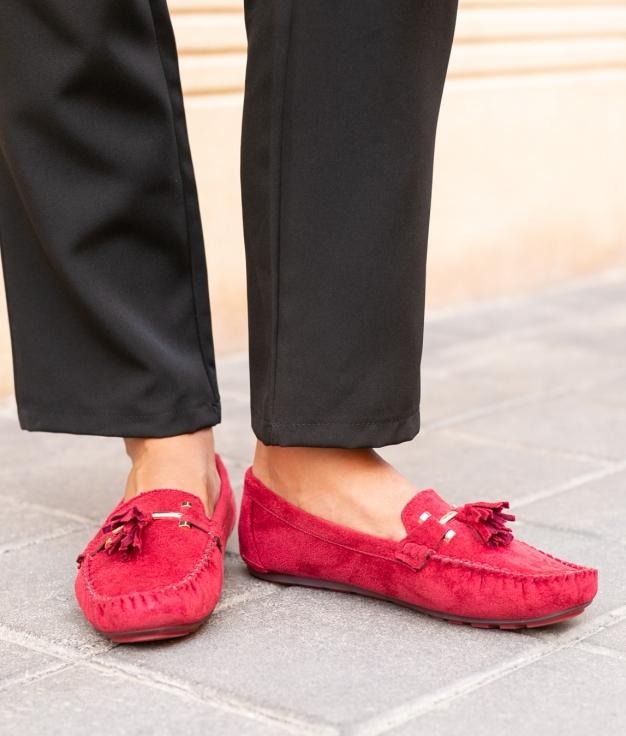 Zapato Nígar - Vermelho