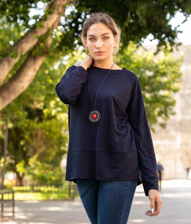 Camicia Homero - Blu Marino