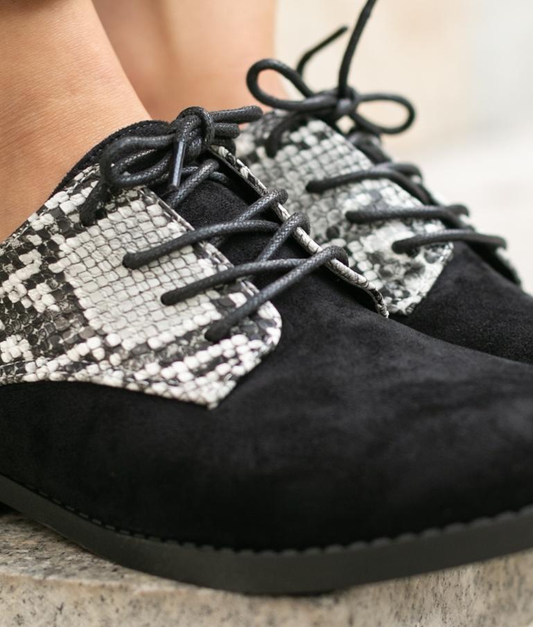 Zapato Venusa - Nero