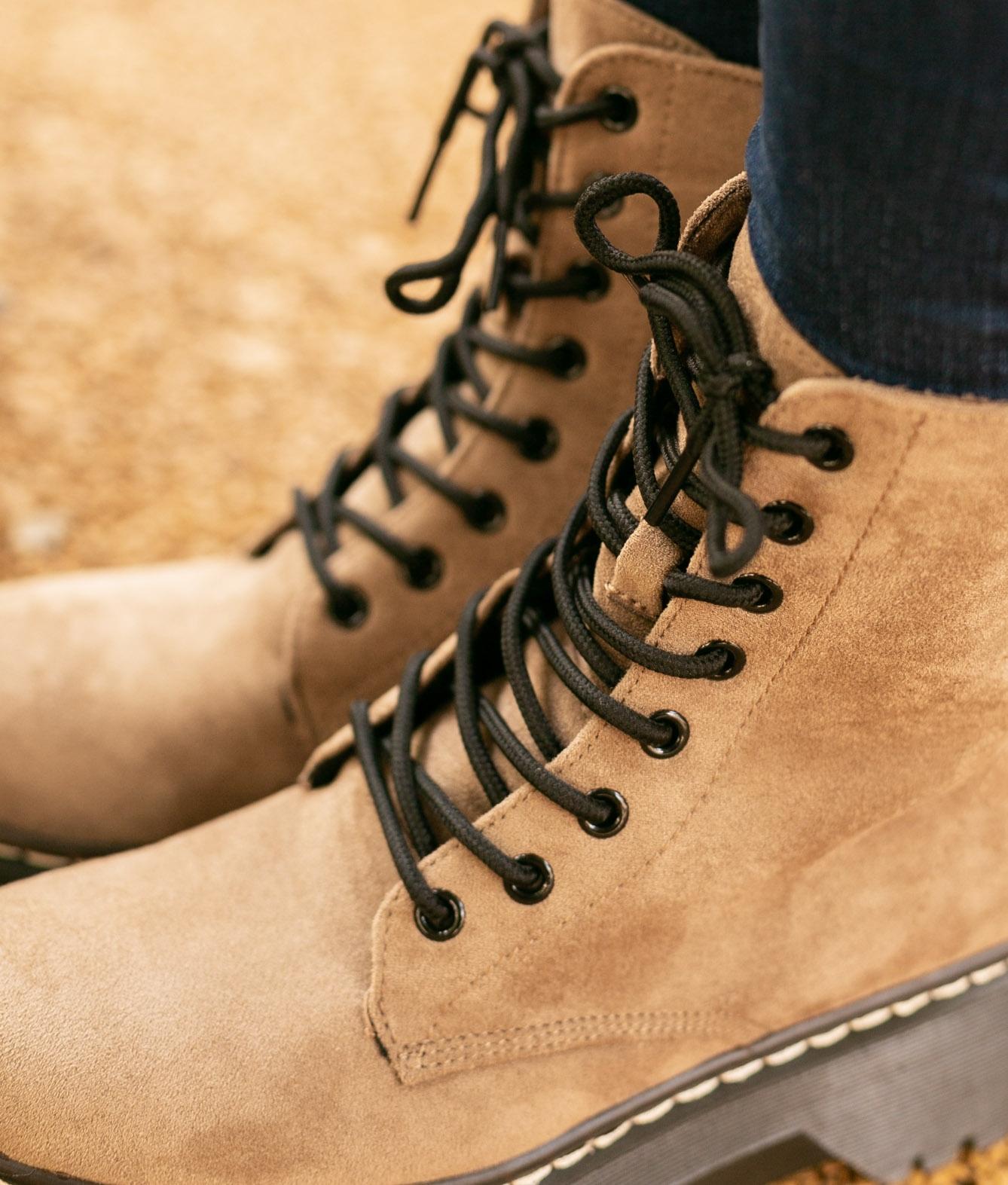 Low Boot Rastro - Beige