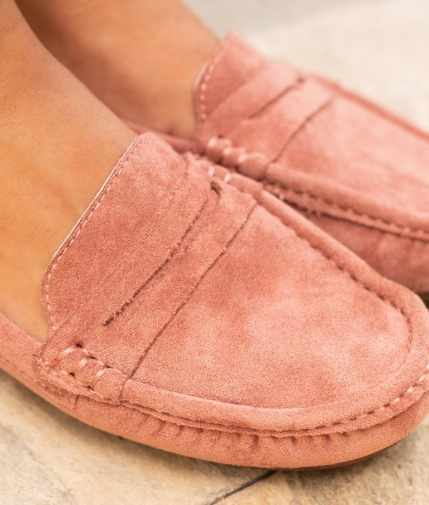 Chaussure Finure - Rose