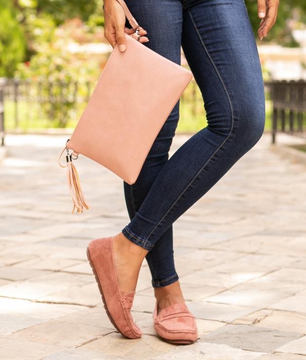 Bag Oval - Pink