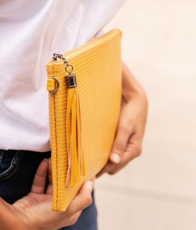 Bag Oval - Mustard