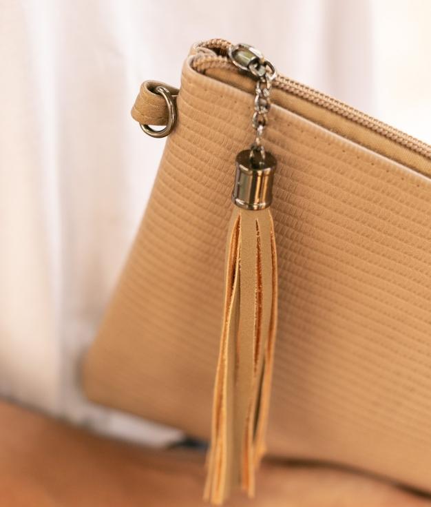Bag Oval - Khaki