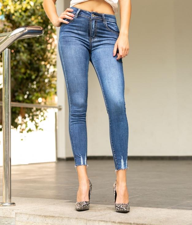 Trousers Hylis - Denim