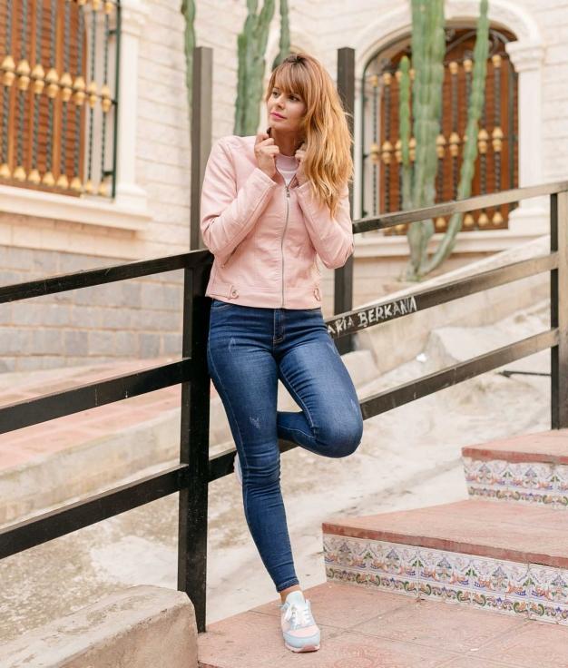 Jacket Relay - Pink
