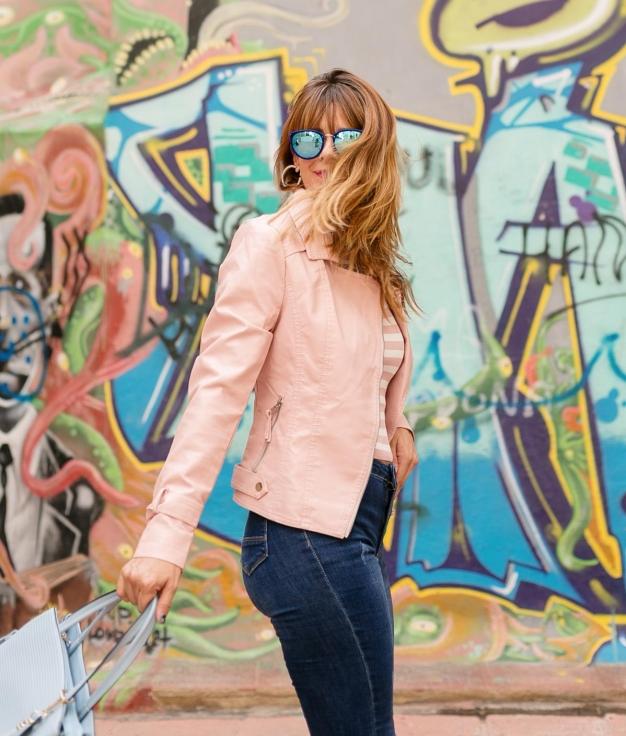 Jacket Zulin - Pink