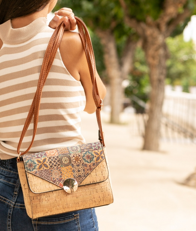 Bag Curia - Camel