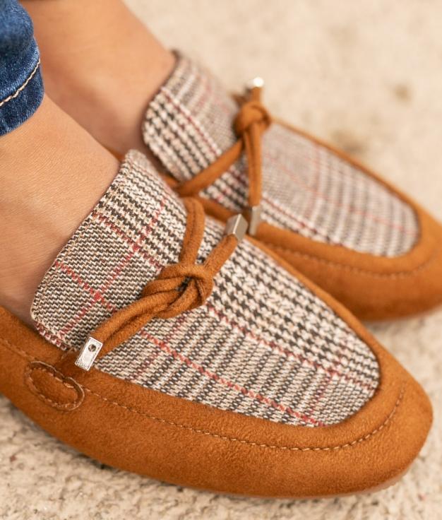 Zapato Hocan - Camel