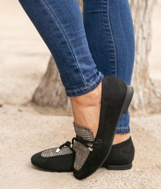 Zapato Hocan - Black