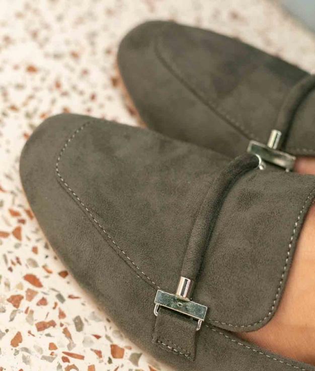 Zapato Finse - Verde